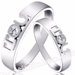 Nhẫn đôi nc017 i s2 u