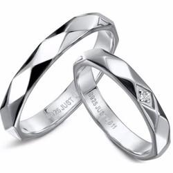 Nhẫn đôi nc059 tình yêu