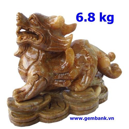 Tỳ Hưu Phong Thủy Hoàng Long