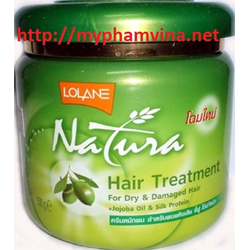 Kem ủ tóc Natura tinh dầu Olive Thái Lan