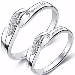 Nhẫn đôi nc094 lời hứa
