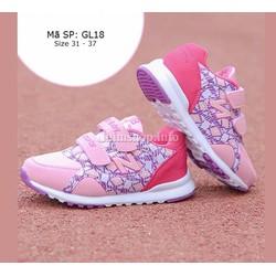 Giày bé gái 6 - 18 tuổi kiểu dáng phong cách độc đáo GL18