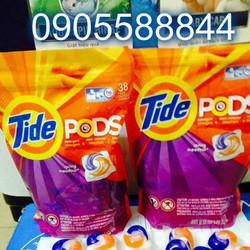 Viên giặt Tide Pods