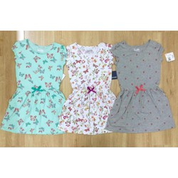Đầm thun Basic Editions cho bé gái 6-14T