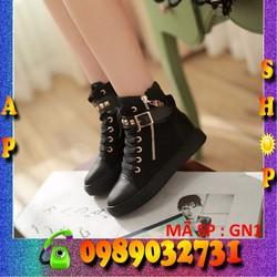 Giày sneaker nữ thời trang cực đẹp - GN1