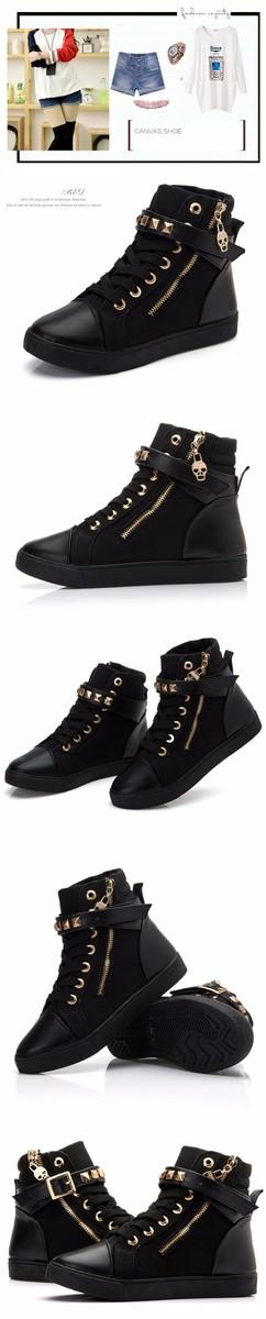 Giày sneaker nữ thời trang cực đẹp - GN1 2