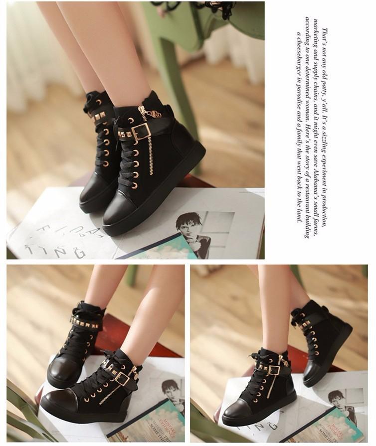 Giày sneaker nữ thời trang cực đẹp - GN1 3
