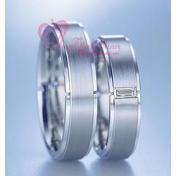 Nhẫn đôi nc112 tình yêu