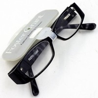 Mắt kính lão gọng nhựa màu đen 1 độ 25 MS67141