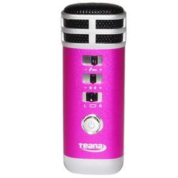 Micro mini karaoke cho Smartphone TEANA KTV i9s - Hồng