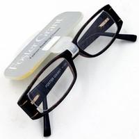 Mắt kính gọng nhựa đen tròng lão 1 độ 25 MS27961