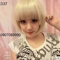 Tóc giả Hàn Quốc phong cách -- D37