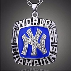 dây chuyền Sport fan 1996 New York City Champion
