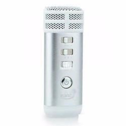 Micro mini karaoke cho Smartphone TEANA KTV i9s - Bạc