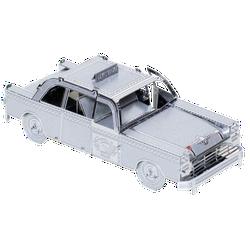 Mô hình kim loại 3D - Xe Taxi