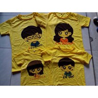 Combo 3 áo thun gia đình