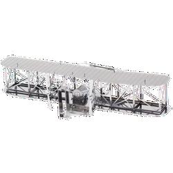 Mô Hình Lắp Ráp 3D - Máy Bay Nhà Wright