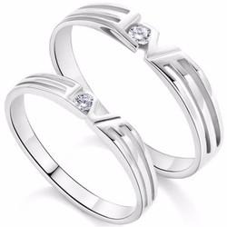 Nhẫn đôi nc149 tình yêu