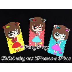 Ốp Chibi iPhone 5 5S 6 6S 6 Plus 6S Plus