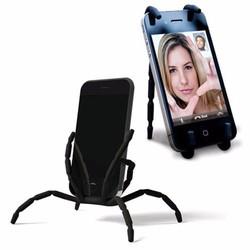 Giá đỡ điện thoại hình nhện độc đáo
