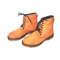 Giày boot da bò thật. BH: 12 tháng.MS : B42
