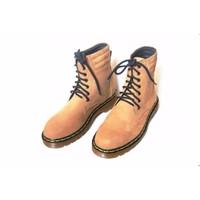 Giày boot da bò thật. BH: 12 tháng.MS : B43
