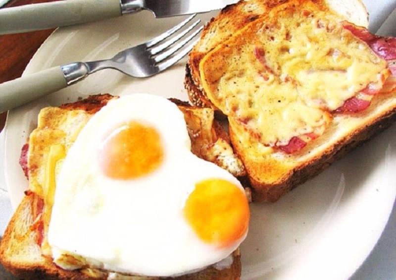 Combo 2 chảo chiên trứng hình ngộ nghĩnh 7