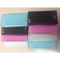 ỐP HTC Desire 500 Remax silicon