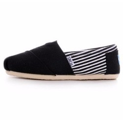 Giày Toms - T002 - Đen
