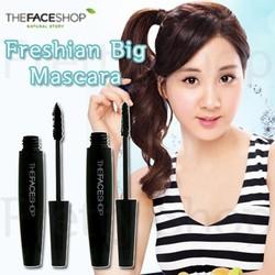 Mascara của The Face Shop