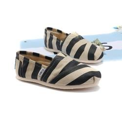 Giày Toms - T004 - Đen
