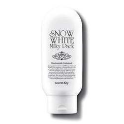 KEM TẮM TRẮNG AN TOÀN SNOW WHITE MILKY PACK HÀN QUỐC