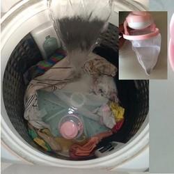 Túi lọc thông minh cho máy giặt