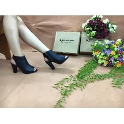Sandal Zara giả boot cực mềm và cực êm