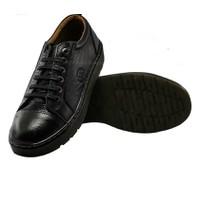 Giày đen nhăn  Martens  BD891DN