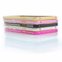 Viền kim loại cho điện thoại SAMSUNG A3 có đính cườm - Thu Vân