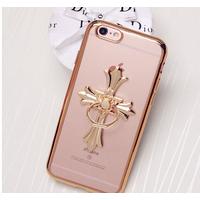Ốp silicon họa tiết siêu đẹp iPhone 6 -ip2