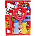 Bộ thổi bong bóng xà phòng Hello Kitty Nhật Bản