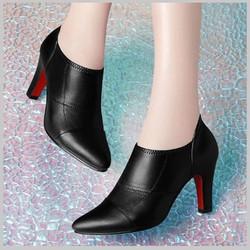 Giày Boots cổ ngắn 1990A