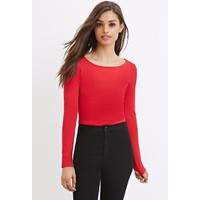 Áo Thun Forever21 Classic Crop Top