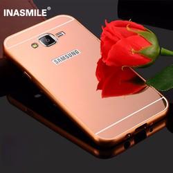 Samsung Galaxy S3 - Ốp điện thoại viền kim loại, nắp lưng gương