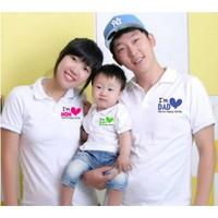 Combo 3 áo gia đình CAO CẤP 697