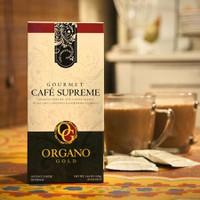 Cafe Supreme Cafe sâm Organo Gold