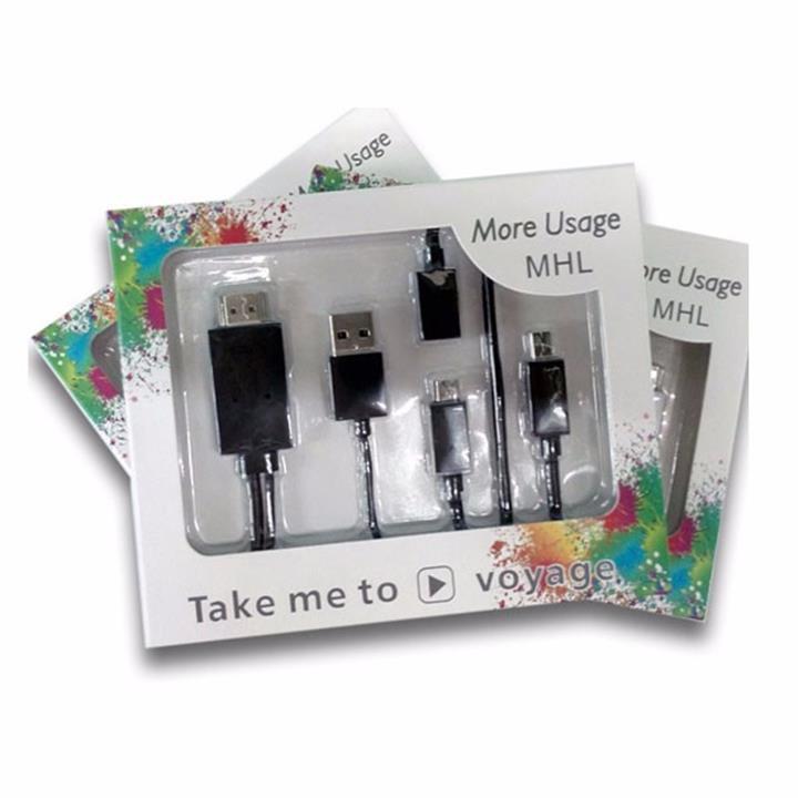 Cáp truyền dữ liệu HDMI MHL Kit 2