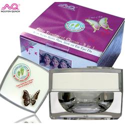 Kem Nguyễn Quách ngừa mụn, nám và tái tạo da 3 in 1 - Kem bướm