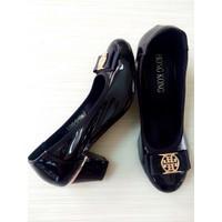 Giày Xinh Cao Cấp 4p Gót Vuông 56285