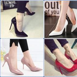 Giày Cao gót Louboutin - hàng đẹp