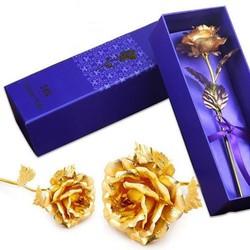 Hoa hồng vàng 24K quà tặng độc đáo và ý nghĩa