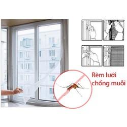Rèm cửa chống muỗi và diệt côn trùng