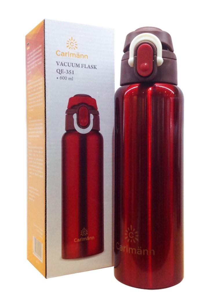 Bình giữ nhiệt inox 600ml Carlmann QE351 1
